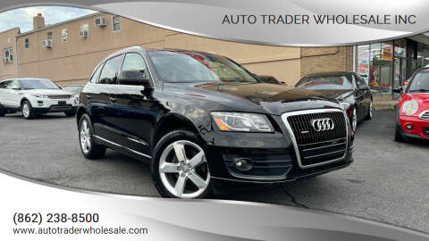 2010 Audi Q5 for sale at Auto Trader Wholesale Inc in Saddle Brook NJ