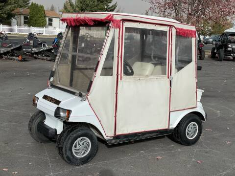 Club Cart Fully Enclosed Electric for sale at Harper Motorsports in Post Falls ID