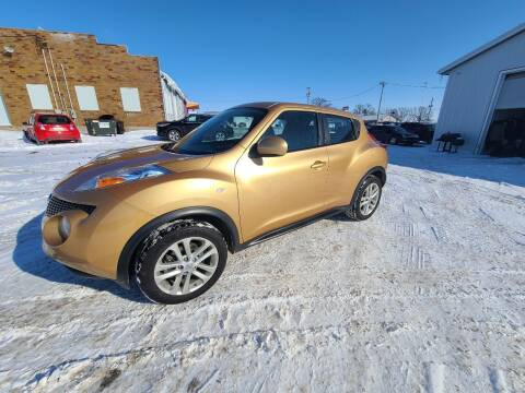 2013 Nissan JUKE for sale at BROTHERS AUTO SALES in Eagle Grove IA