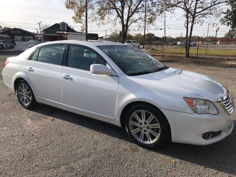 2008 Toyota Avalon for sale at Cherry Motors in Greenville SC