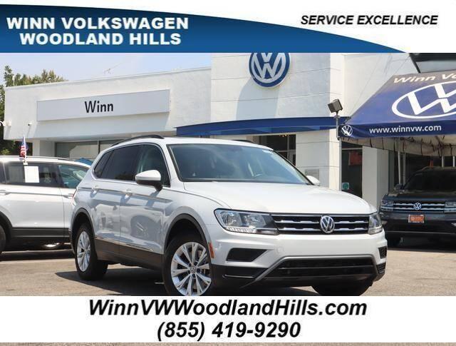 2018 Volkswagen Tiguan for sale in Woodland Hills, CA