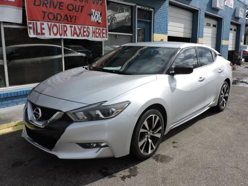 2016 Nissan Maxima for sale at Drive Auto Sales & Service, LLC. in North Charleston SC