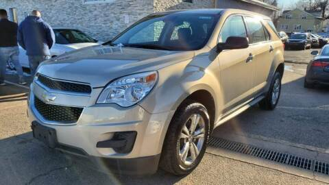 2012 Chevrolet Equinox for sale at MFT Auction in Lodi NJ