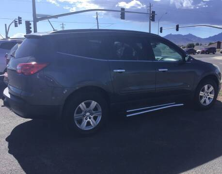 2010 Chevrolet Traverse for sale at SPEND-LESS AUTO in Kingman AZ