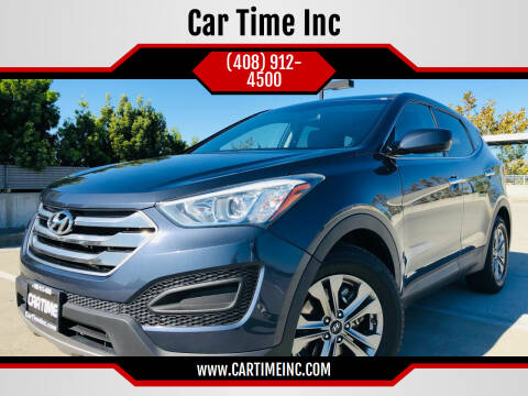 2016 Hyundai Santa Fe Sport for sale at Car Time Inc in San Jose CA