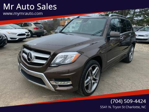 2015 Mercedes-Benz GLK for sale at Mr Auto Sales in Charlotte NC