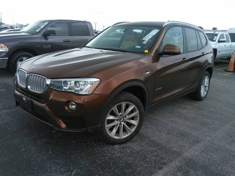 2017 BMW X3 for sale at A.I. Monroe Auto Sales in Bountiful UT