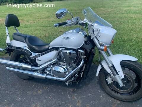 2015 Suzuki Boulevard M50 for sale at INTEGRITY CYCLES LLC in Columbus OH