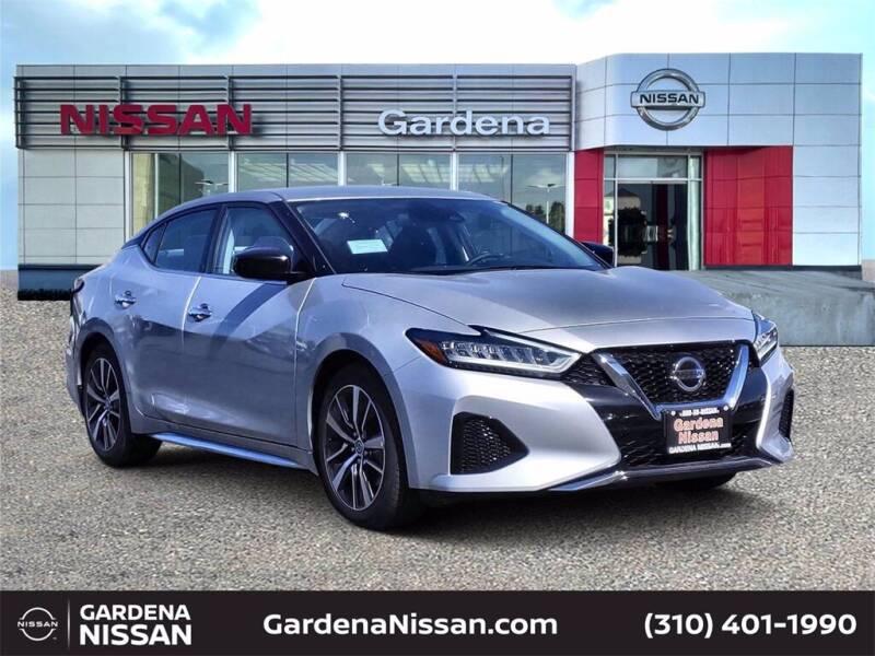 2020 Nissan Maxima for sale in Gardena, CA
