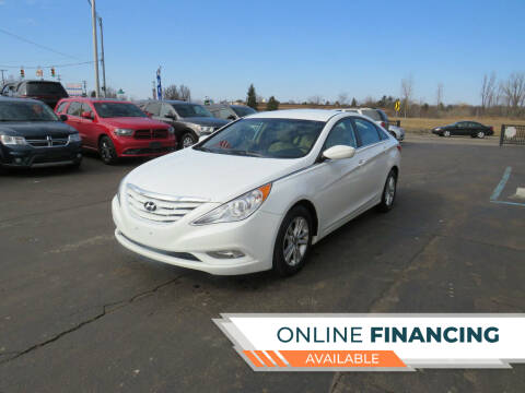 2013 Hyundai Sonata for sale at A to Z Auto Financing in Waterford MI