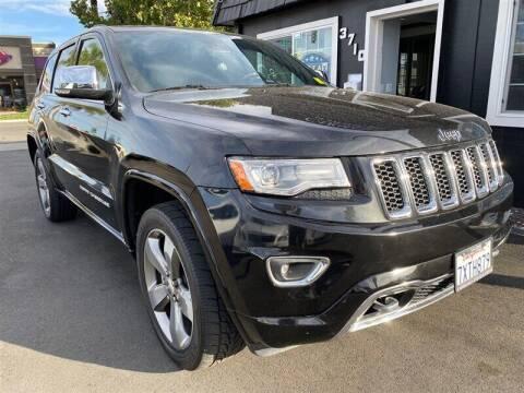 2014 Jeep Grand Cherokee for sale at Carmania of Stevens Creek in San Jose CA