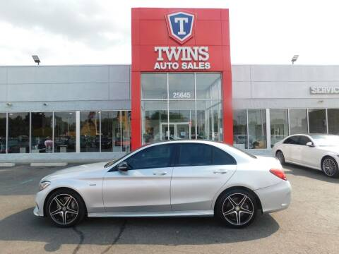2016 Mercedes-Benz C-Class for sale at Twins Auto Sales Inc Redford 1 in Redford MI