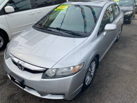 2009 Honda Civic for sale at Middle Village Motors in Middle Village NY