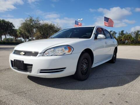 2010 Chevrolet Impala for sale at Winners Autosport in Pompano Beach FL