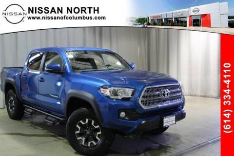 2017 Toyota Tacoma for sale at Auto Center of Columbus in Columbus OH