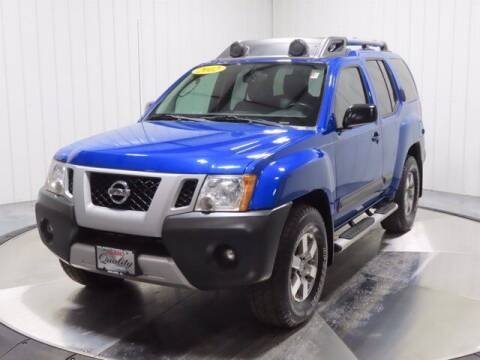 2012 Nissan Xterra for sale at HILAND TOYOTA in Moline IL
