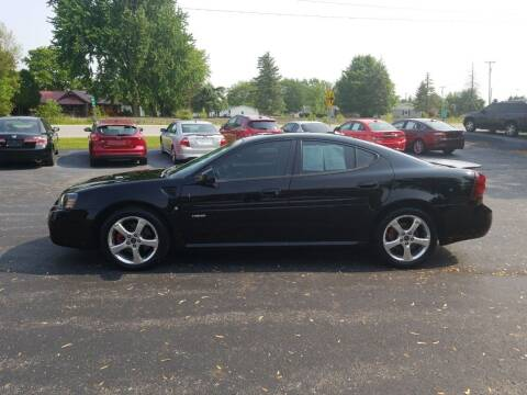 2006 Pontiac Grand Prix for sale at Pierce Automotive, Inc. in Antwerp OH