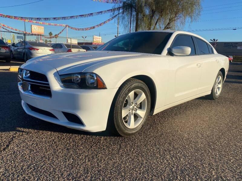 2013 Dodge Charger for sale at Ram Auto Sales LLC in Phoenix AZ