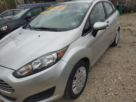 2015 Ford Fiesta for sale at Finish Line Auto LLC in Luling LA