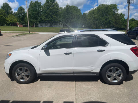 2014 Chevrolet Equinox for sale at Truck and Auto Outlet in Excelsior Springs MO