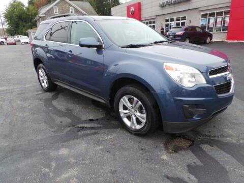 2011 Chevrolet Equinox for sale at Jeff D'Ambrosio Auto Group in Downingtown PA
