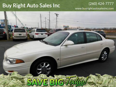 2003 Buick LeSabre for sale at Buy Right Auto Sales Inc in Fort Wayne IN
