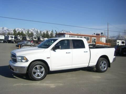 2013 RAM Ram Pickup 1500 for sale at NORTHWEST AUTO SALES LLC in Anchorage AK