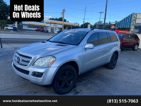 2007 Mercedes-Benz GL-Class for sale at Hot Deals On Wheels in Tampa FL