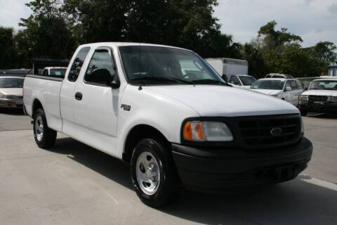 2003 Ford F-150 for sale at Mike's Trucks & Cars in Port Orange FL