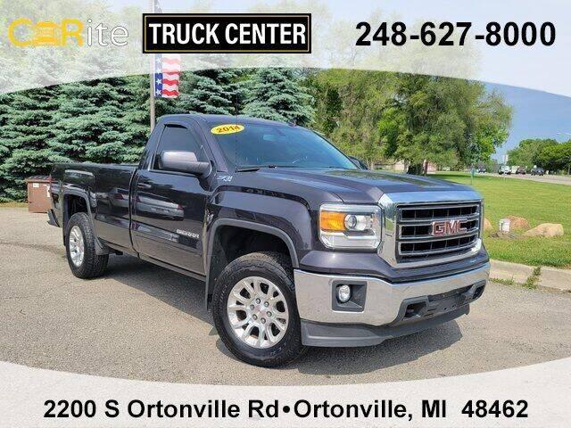 2014 GMC Sierra 1500 for sale at Carite Truck Center in Ortonville MI