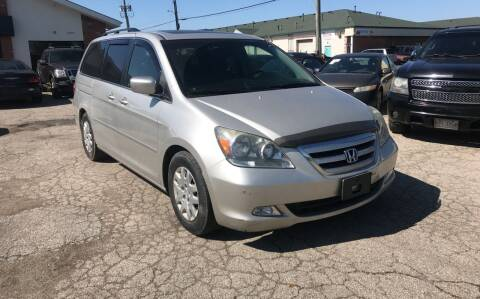2005 Honda Odyssey for sale at Royal Auto Inc. in Columbus OH
