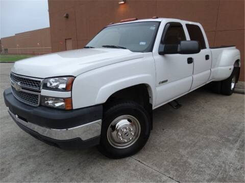 2005 Chevrolet Silverado 3500 for sale at Abe Motors in Houston TX