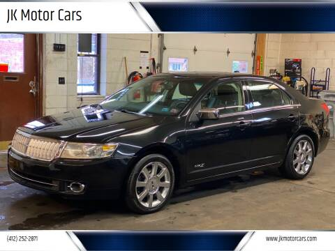 2009 Lincoln MKZ for sale at JK Motor Cars in Pittsburgh PA
