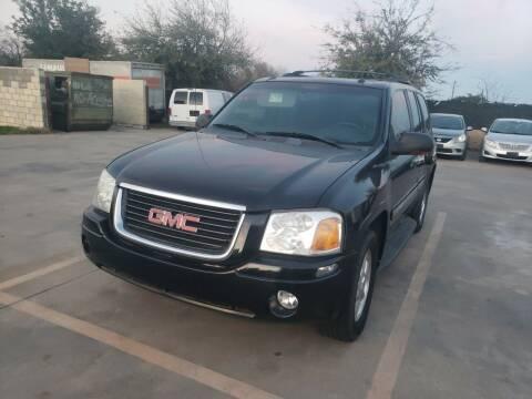 2004 GMC Envoy for sale at El Jasho Motors in Grand Prairie TX