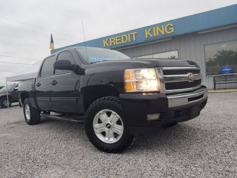 2011 Chevrolet Silverado 1500 for sale at Kredit King Autos in Montgomery AL