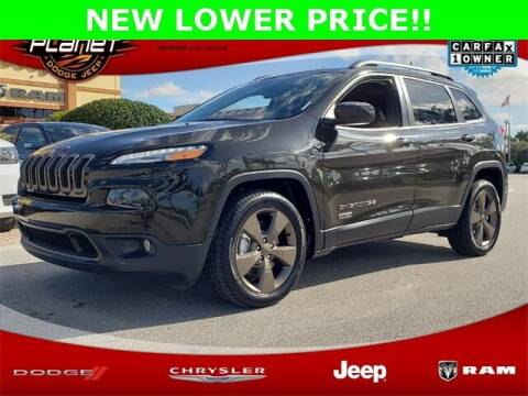 2016 Jeep Cherokee for sale at PLANET DODGE CHRYSLER JEEP in Miami FL