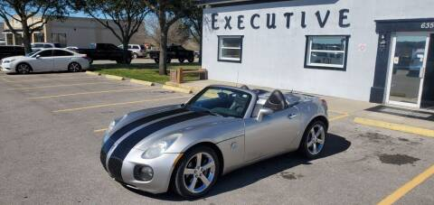 2008 Pontiac Solstice for sale at Executive Automotive Service of Ocala in Ocala FL