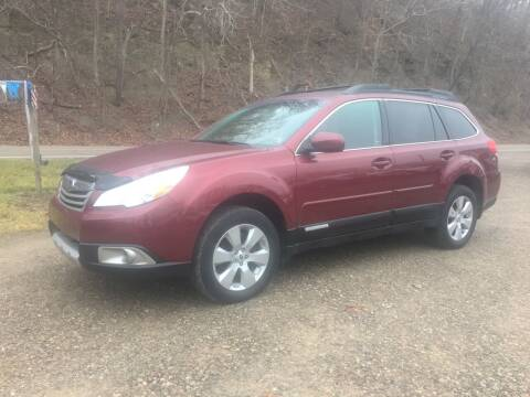 2012 Subaru Outback for sale at DONS AUTO CENTER in Caldwell OH