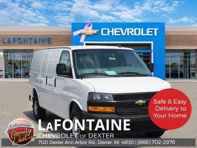 2021 Chevrolet Express Cargo for sale in Dexter, MI