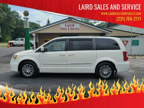 2013 Chrysler Town and Country for sale at LAIRD SALES AND SERVICE in Muskegon MI