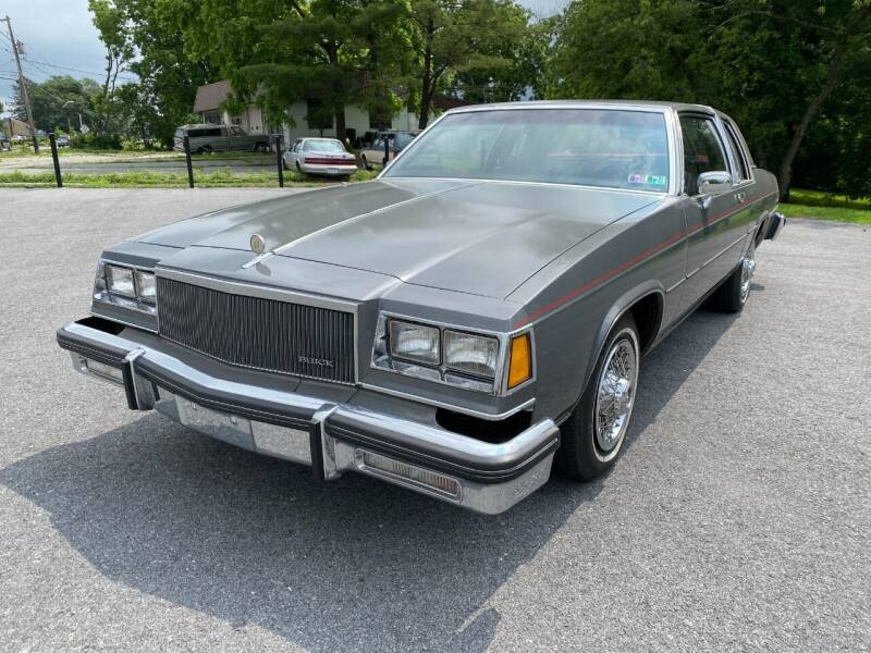 1985 Buick LeSabre for sale at M4 Motorsports in Kutztown PA