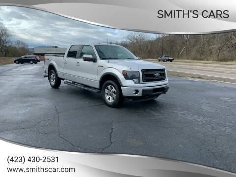 2013 Ford F-150 for sale at Smith's Cars in Elizabethton TN
