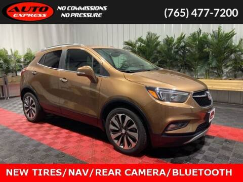 2017 Buick Encore for sale at Auto Express in Lafayette IN