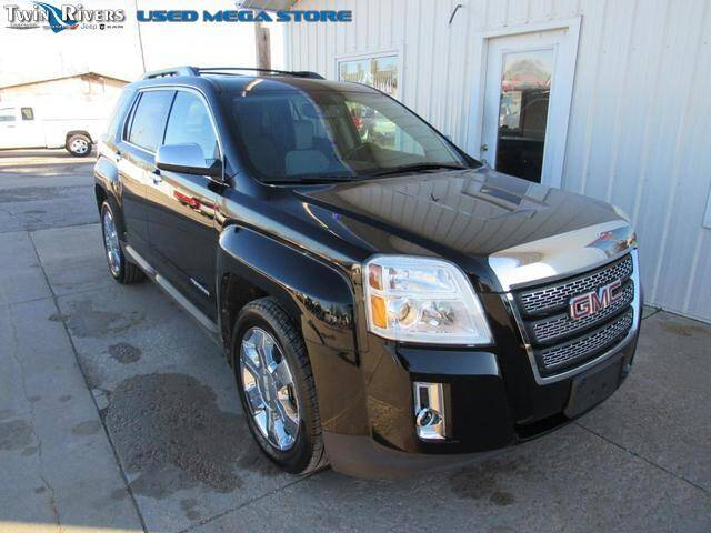 2010 GMC Terrain for sale at TWIN RIVERS CHRYSLER JEEP DODGE RAM in Beatrice NE