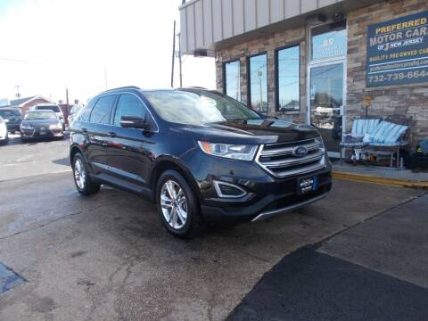 2015 Ford Edge for sale at Preferred Motor Cars of New Jersey in Keyport NJ