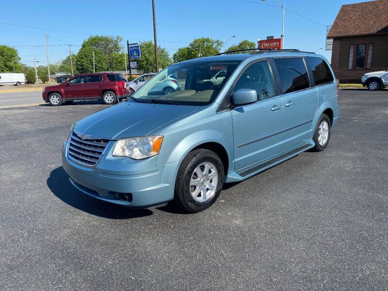 2009 Chrysler Town and Country for sale at Approved Automotive Group in Terre Haute IN