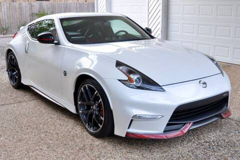 2017 Nissan 370Z for sale at Fast Lane Direct in Lufkin TX