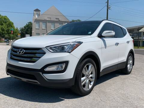 2015 Hyundai Santa Fe Sport for sale at LUXURY AUTO MALL in Tampa FL