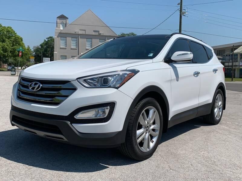 2015 Hyundai Santa Fe Sport for sale at LUXURY AUTO MALL in Tampa FL