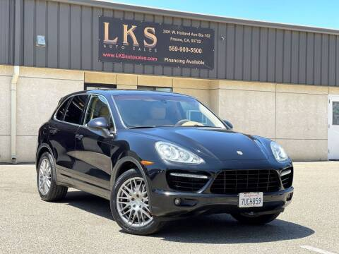 2011 Porsche Cayenne for sale at LKS Auto Sales in Fresno CA